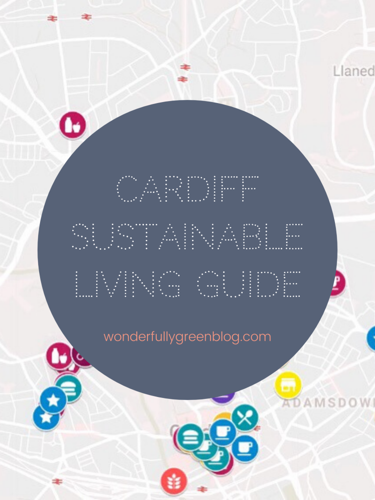 A Cardiff sustainable living update
